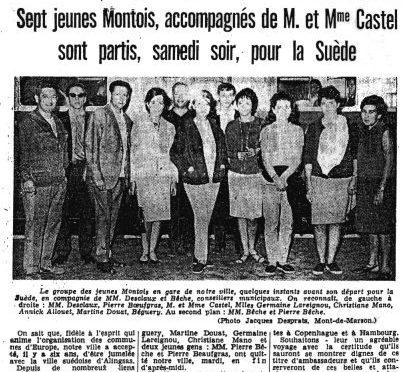 1955 – 1956 : La naissance.